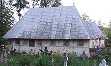 """Biserica """"Intrarea în Biserică a Maicii Domnului"""" Tomşani"""